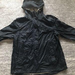 LL Bean Rain Jacket Size L